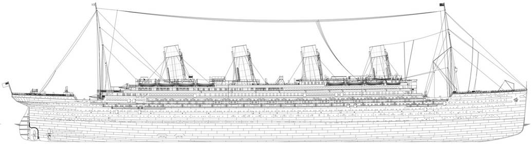 titanic coloring pages with titanic coloring pages